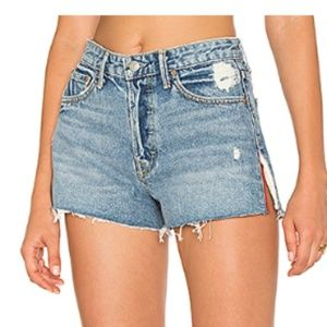 Cindy High-Rise Shorts GRLFRND size 26